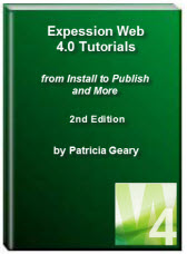 Expression Web 4 Tutorial EBook 2nd Edition.